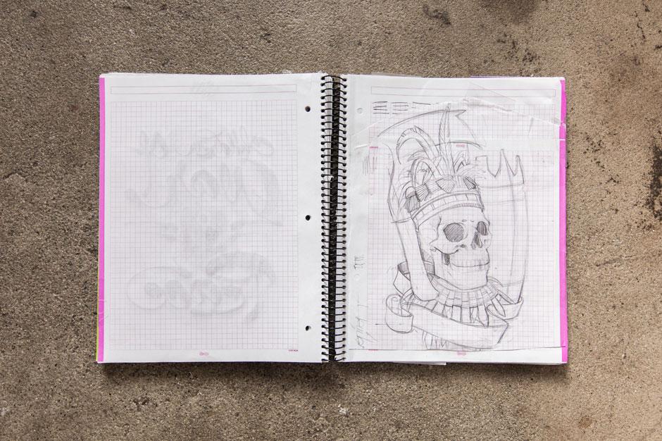 Pen & Paper: Samuel Rodriguez