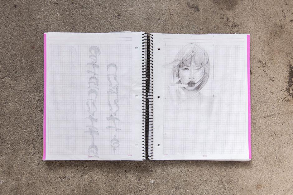 pen paper samuel rodriguez