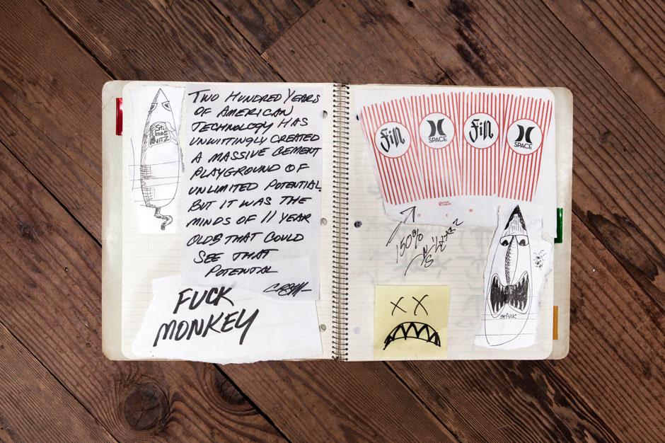Pen & Paper: C.R. Stecyk III