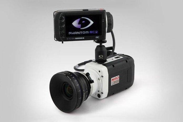 Phantom Miro M320S High-Speed Camera