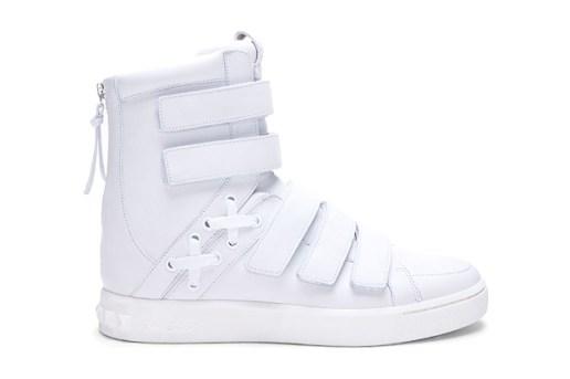 Pierre Balmain 2012 Spring/Summer White Ethan Sneaker
