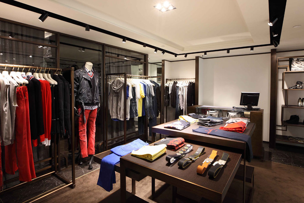 Pierre Balmain Hong Kong Store Opening