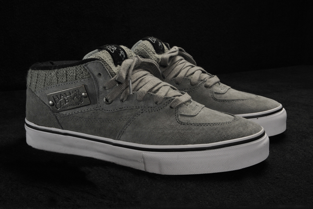 Primitive x Vans Cable Knit Half Cab