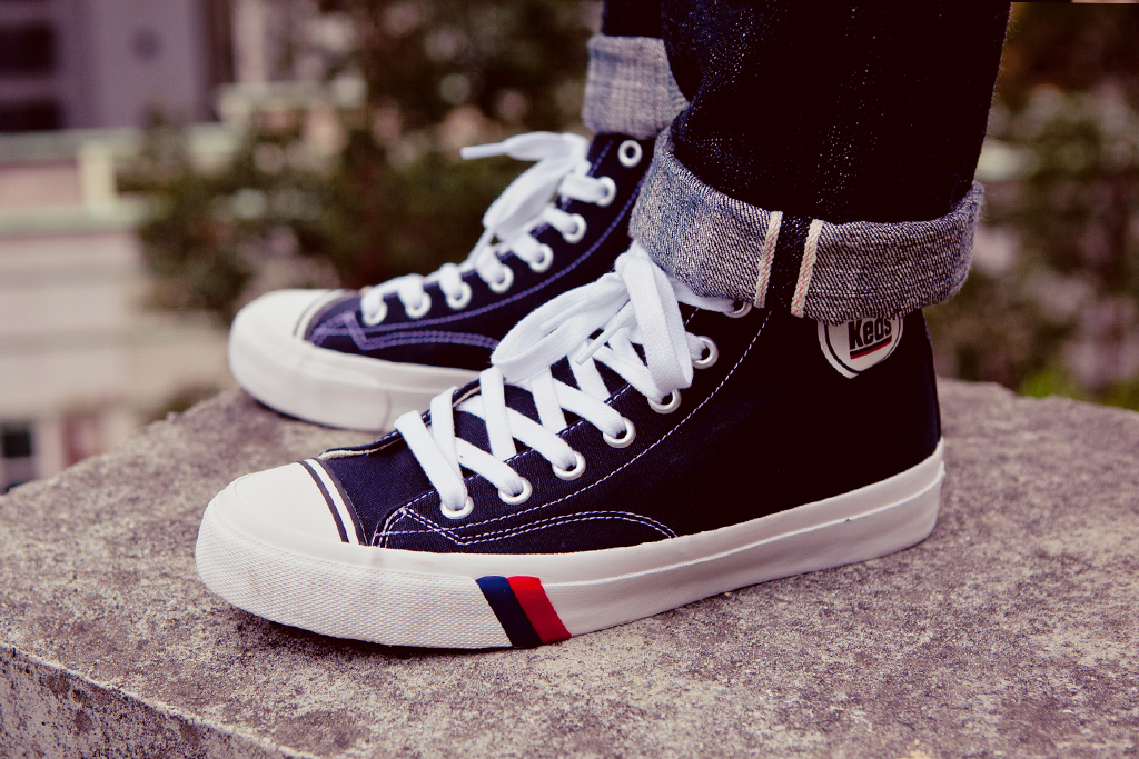 PRO-Keds 2012 Spring/Summer Royal Hi Black
