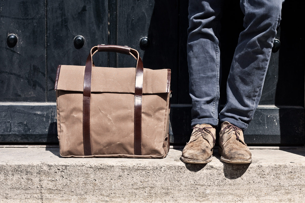 Property Of… Walker Briefcase