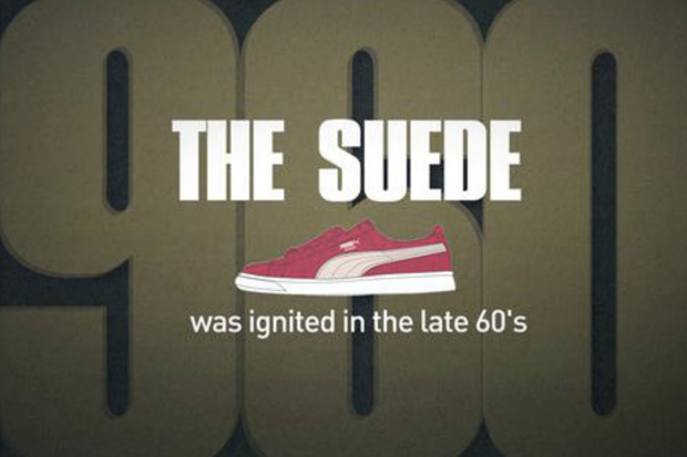 "PUMA ""The Suede"" Video"