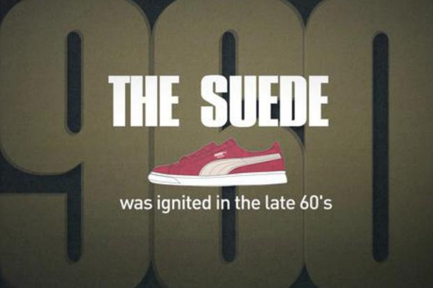 "PUMA ""The Suede"" Video"