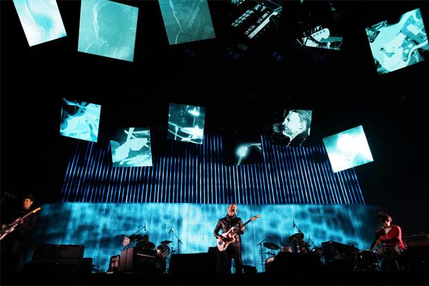 Radiohead Coachella 2012 Performance