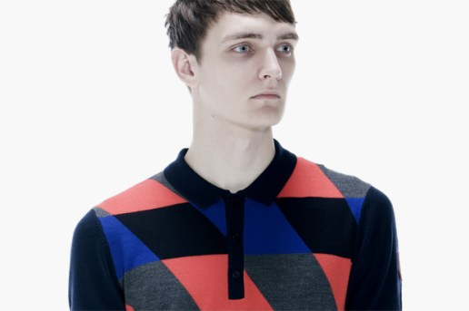 Raf Simons x Fred Perry 2013 Spring/Summer Collection Announcement