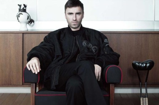 Raf Simons to Replace John Galliano at Dior