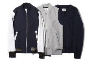 Reigning Champ 2012 Spring/Summer Releases