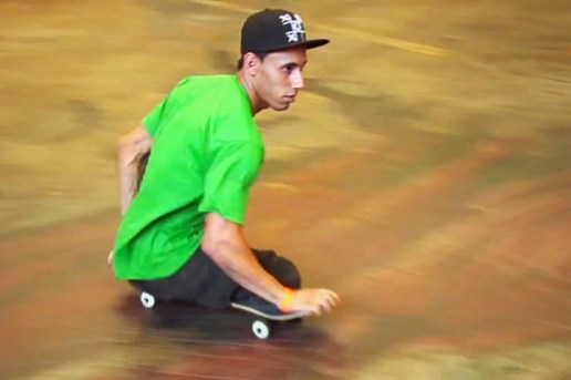 RIDE: Italo Romano - 2012 SPoT Life Event Check Raw Video