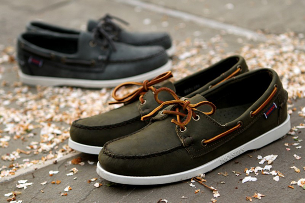 ronnie fieg for sebago 2012 spring summer docksides pt 1 release