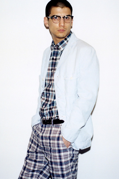 RUGGED FACTORY 2012 Spring/Summer Collection Lookbook