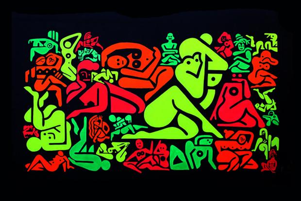 "Ryan McGinness ""Women: Sketches & Solutions"" @ GERING & LóPEZ GALLERY"