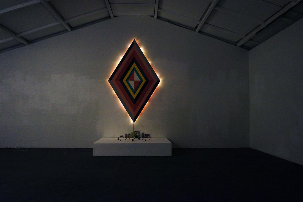 ryuichi ogino kigen exhibition loft in space