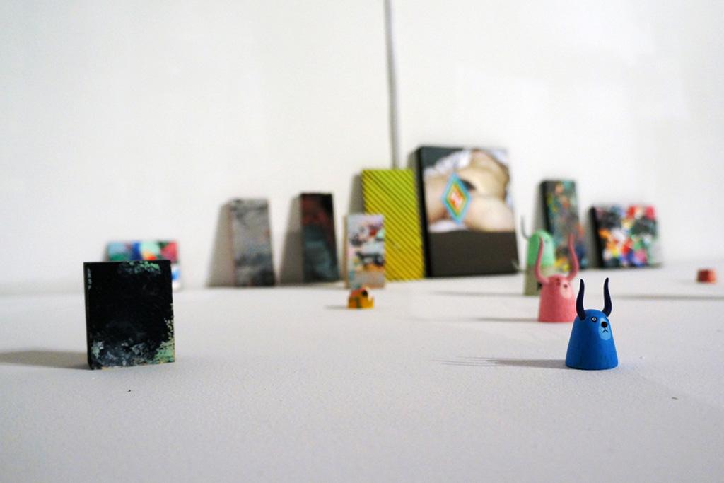 """Ryuichi Ogino """"Kigen"""" Exhibition @ Loft in Space"""