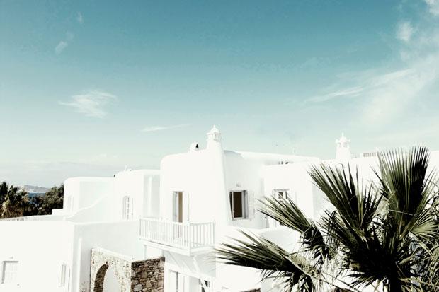 San Giorgio Mykonos Pop-Up Hotel by DESIGN HOTELS