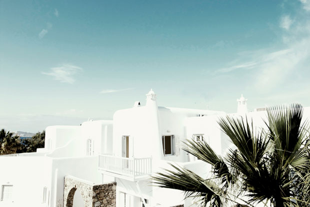 San Giorgio Mykonos Pop-Up Hotel by DESIGN HOTELS