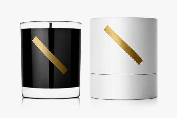 saturdays surf nyc x baxter of california santalum cedrus soy wax candle