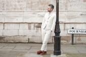 S.E.H Kelly Linen Suit