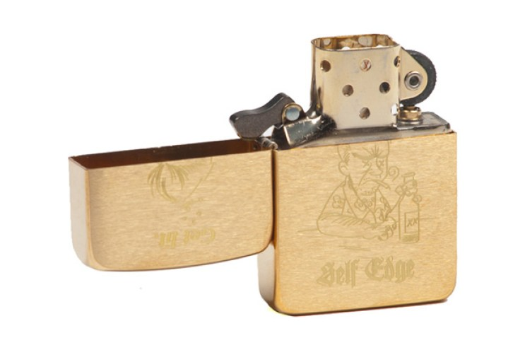 Self Edge Zippo Vintage Reproduction Lighters