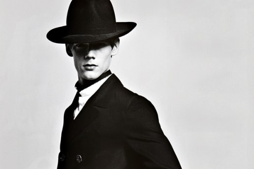 SENSE: Dior Homme 2012 Spring/Summer Collection Editorial