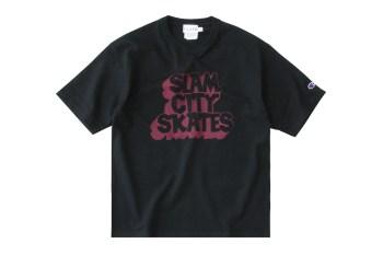 Slam City Skates x flaph 2012 T-Shirt Capsule Collection