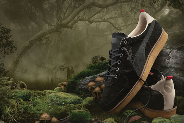 woody of sneaker freaker breaks down their new puma bunyip collaboration