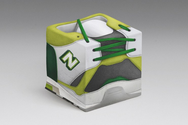 SNEAKERCUBE by Pawel Nolbert