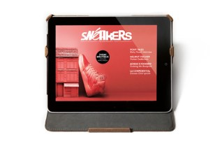 Sneakers Magazine Issue 14 iPad Version