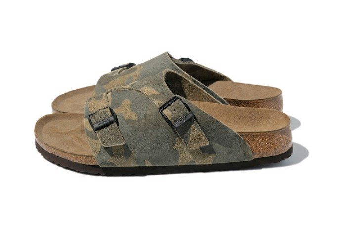 SOPHNET. 2012 Spring/Summer CAMOUFLAGE Collection