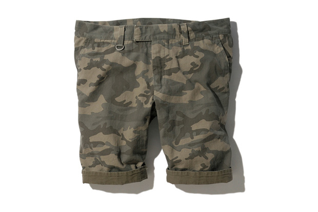 sophnet 2012 spring summer camouflage collection