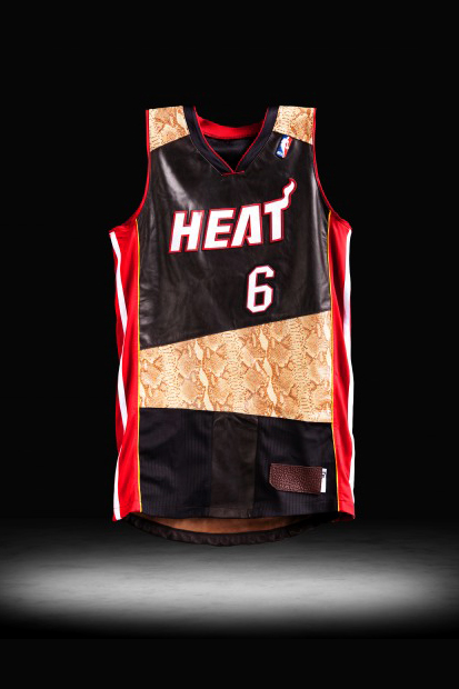 STEALTH by DRx for UNKNWN LeBron James Jersey Collection