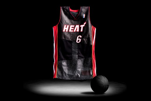 STEALTH by DRx Reconstructed LeBron James Jerseys for UNKNWN