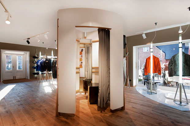 Stone Island Opens First German Flagship Store