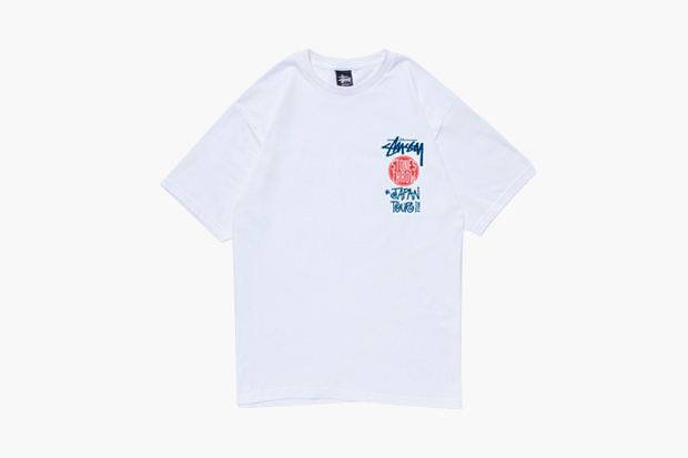"Stones Throw x Stussy ""2012 Tour"" T-Shirts"