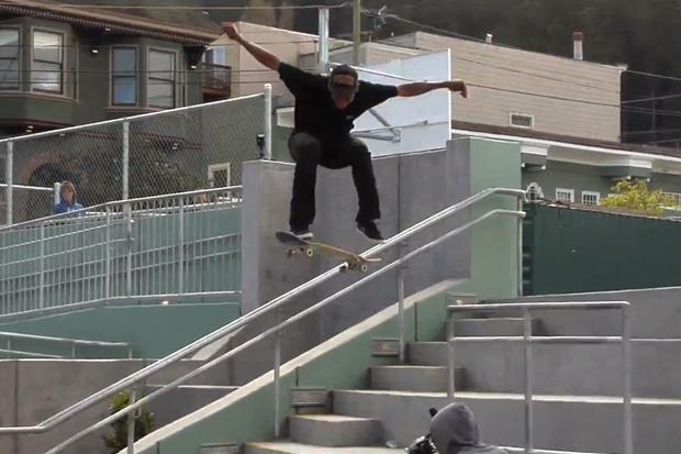 Street League Selection 2012 - Ishod Wair Video