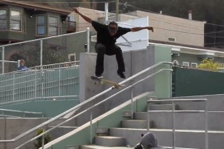 Street League Selection 2012 - Ishod Wair Video