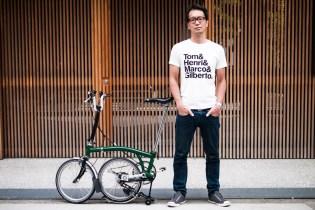 Streetsnaps: Cyclist