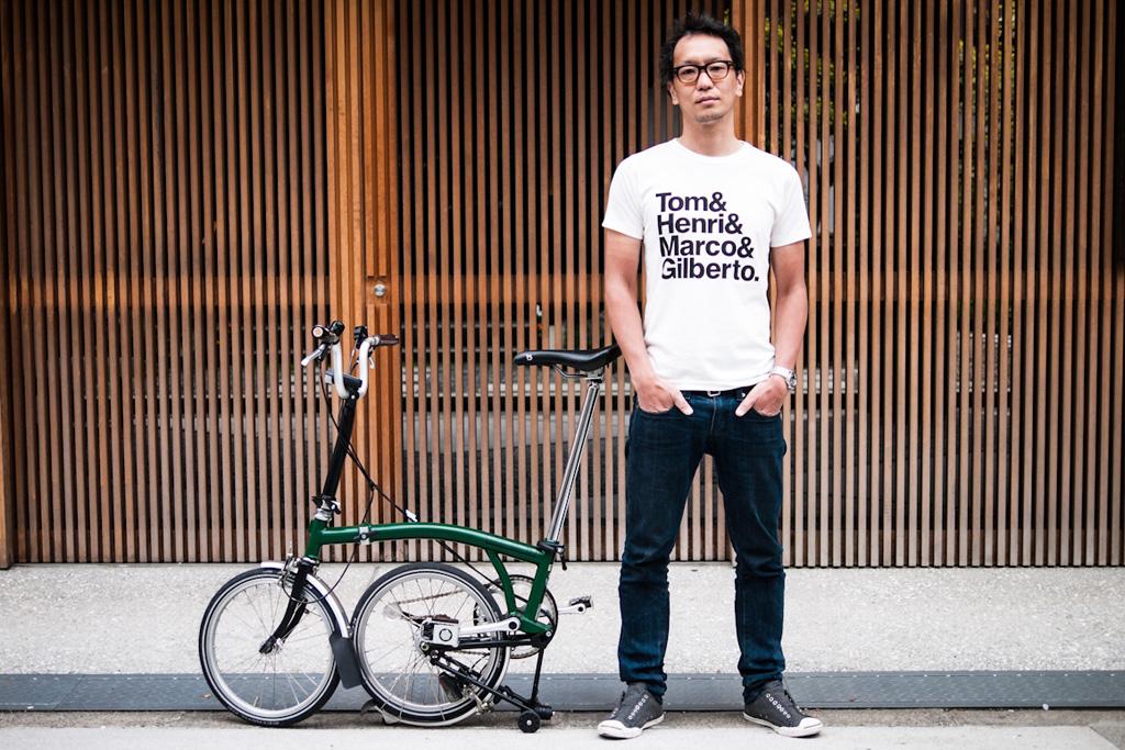 streetsnaps cyclist
