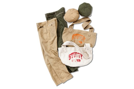 "Stussy 2012 Spring/Summer ""BURLYGEAR"" Collection"
