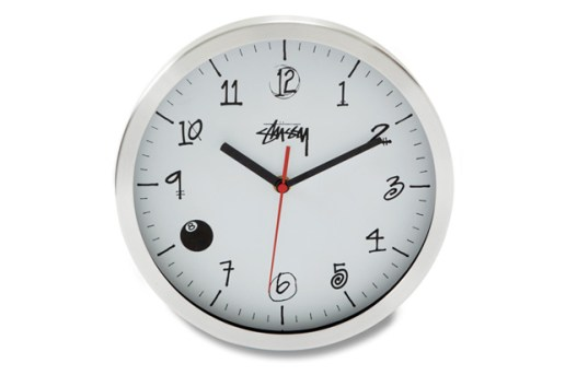 Stussy 2012 Wall Clock