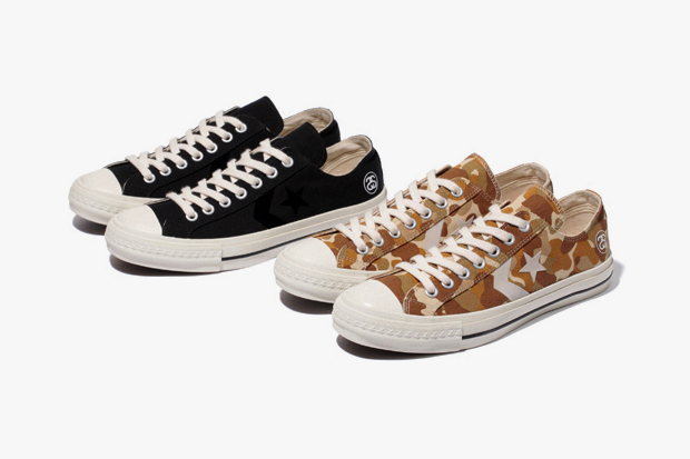 Stussy Deluxe x Converse 2012 Spring/Summer CX-PRO OX