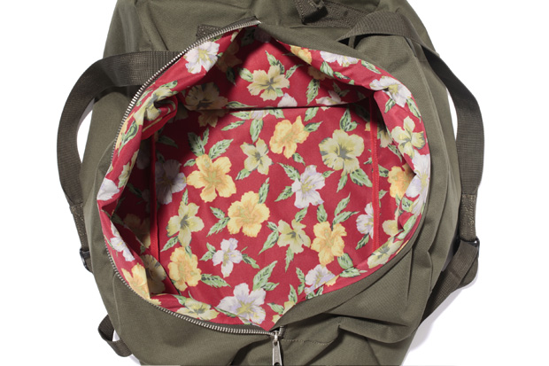 stussy x herschel supply co 2012 capsule collection