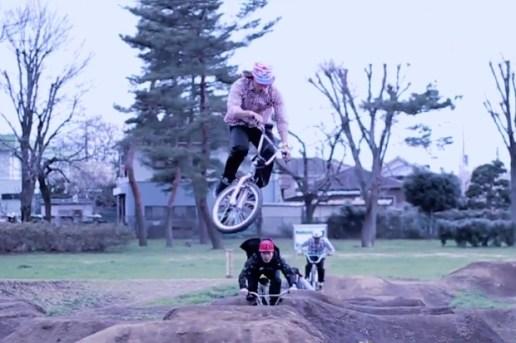 """Stussy x W-LINE """"How I Roll"""" Racer BMX Video"""