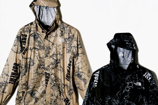 Supreme x The North Face 2012 Spring/Summer Capsule Collection
