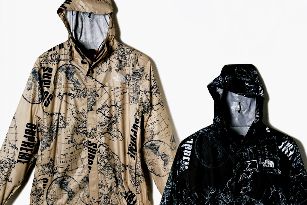 supreme x the north face 2012 spring summer capsule collection