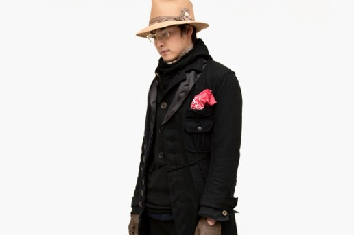 TAKAHIROMIYASHITA TheSoloIst. 2012 Fall/Winter Collection