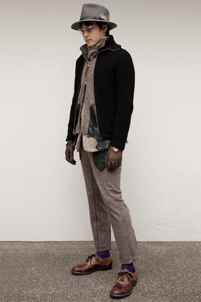 TAKAHIROMIYASHITA TheSoloIst. 2012 Fall/Winter Collection